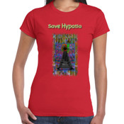 Save Hypatia - Red